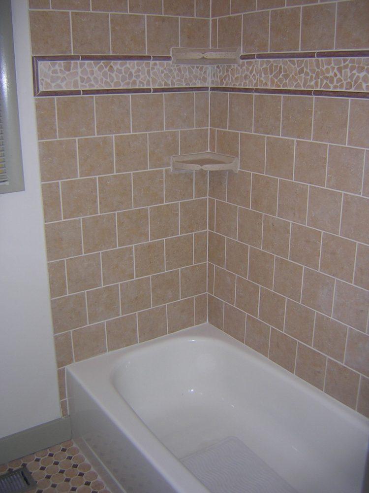 Bathroom Tilework