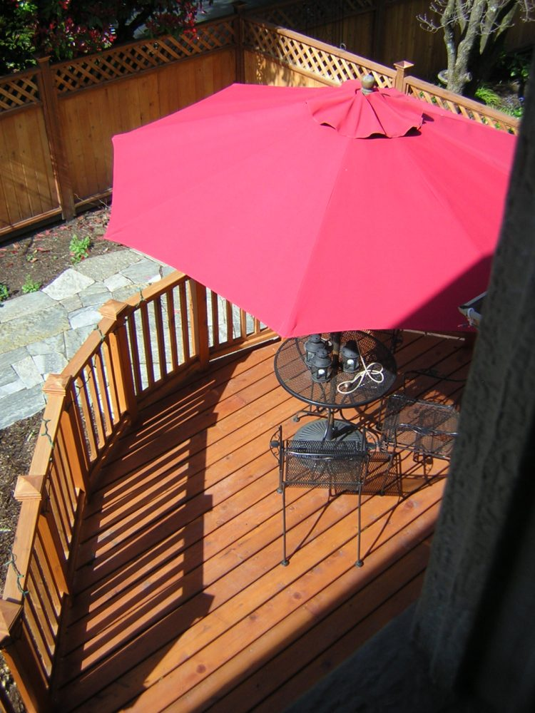 Casa Bonita - Round Deck