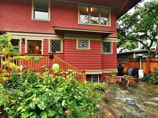 Casa Bonita - Slate Walkway